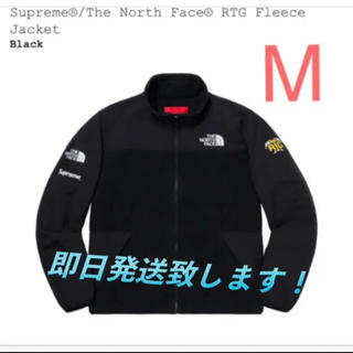 THE NORTH FACE - Supreme The North Face RTG フリース 黒 Mサイズ