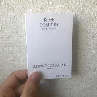 アニックグタール(Annick Goutal)のアニックグタール  ローズポンポン オードパルファム 1.5ml(香水(女性用))