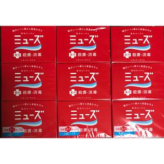 アースセイヤク(アース製薬)の薬用せっけんミューズ お得な60個セット(ボディソープ/石鹸)