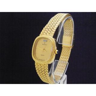 エルジン(ELGIN)のELGIN 腕時計 ゴールド 2P ベルト一体型(ポーチ)