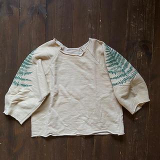 アンバー(Amber)の【kids】韓国子供服 シダ カットソー L/110(Tシャツ/カットソー)