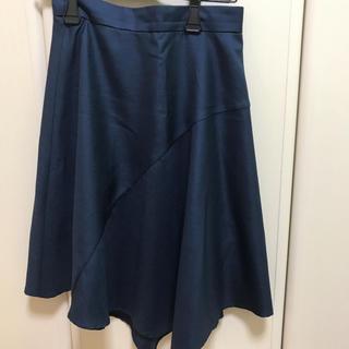 プロポーションボディドレッシング(PROPORTION BODY DRESSING)のフレア膝丈スカート  (ひざ丈スカート)