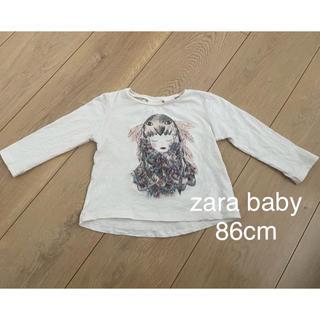 ザラ(ZARA)のZARA Baby 86cm 女の子(シャツ/カットソー)