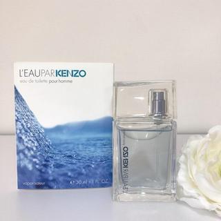 ケンゾー(KENZO)のケンゾー ローパケンゾー プールオム EDT SP 30ml(香水(男性用))