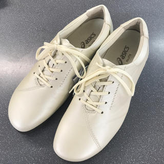 アシックス(asics)のasics  ウォーキング 22.5cm(ローファー/革靴)