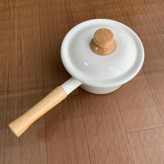 フジホーロー(富士ホーロー)の富士ホーロー 片手鍋 (鍋/フライパン)