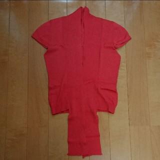 ベルメゾン(ベルメゾン)のニット サマーニット(Tシャツ/カットソー(半袖/袖なし))
