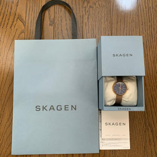 SKAGEN - 腕時計(SKAGEN レディース )