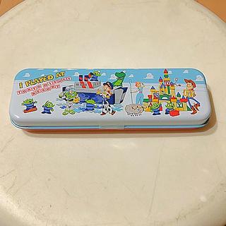 ディズニー(Disney)の新品未開封☆トイストーリー☆缶入りチョコレート!ディズニーシーディズニーランド(菓子/デザート)