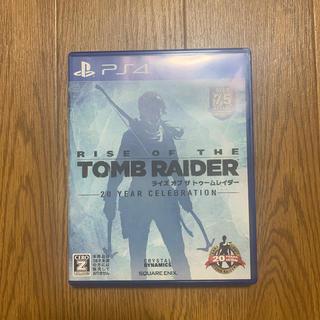 ライズ オブ ザ トゥームレイダー PS4(家庭用ゲームソフト)
