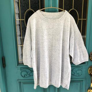 ドゥルカマラ(Dulcamara)のcrepuscule    summer  knit(Tシャツ/カットソー(半袖/袖なし))