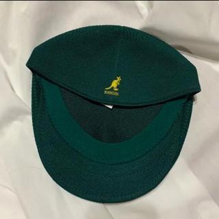 カンゴール(KANGOL)のカンゴール KANGOL ハンチング 緑(ハンチング/ベレー帽)