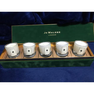Jo Malone - 新品 JoMalone 限定品 クリスマスキャンドルコレクション