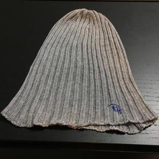 ロンハーマン(Ron Herman)の【期間限定価格】ロンハーマンのニットキャップ(ニット帽/ビーニー)