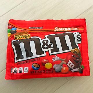 エムアンドエムアンドエムズ(m&m&m's)のm&m's チョコレート ピーナッツバター(菓子/デザート)