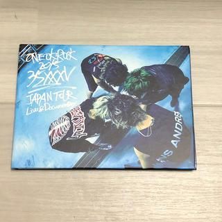 ワンオクロック(ONE OK ROCK)のONE OK ROCK 35xxxv DVD(ミュージック)