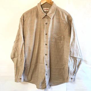 McGREGOR - McGREGOR チェックシャツ BRW