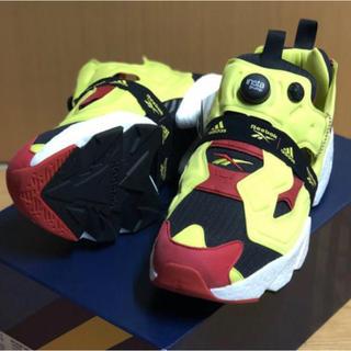 リーボック(Reebok)のReebok × adidas INSTA PUMP FURY BOOST(スニーカー)