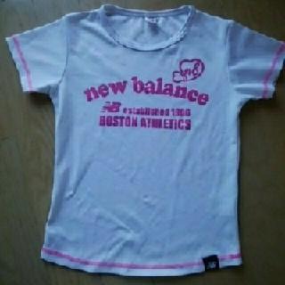 ニューバランス(New Balance)の【140㎝】ニューバランスキッズTシャツ(Tシャツ/カットソー)