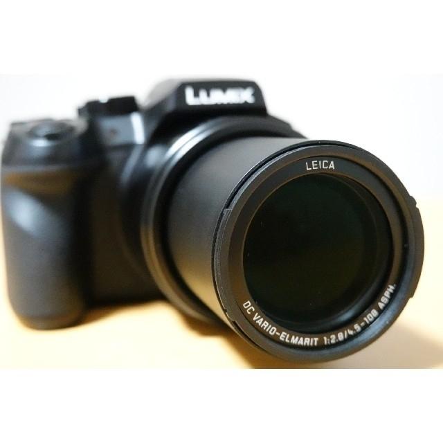 Panasonic(パナソニック)の【大口径高倍率、4K撮影、防塵防滴】Panasonic DMC-FZ300 スマホ/家電/カメラのカメラ(コンパクトデジタルカメラ)の商品写真