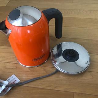 デロンギ(DeLonghi)のデロンギ 湯沸かしケトル(電気ケトル)