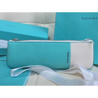 ティファニー(Tiffany & Co.)の【Tiffany】NY本店購入 新品 Brush Case(ポーチ)