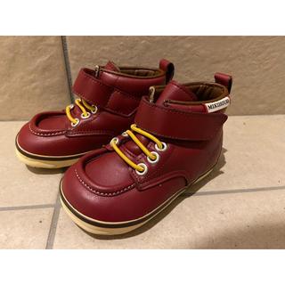 ミキハウス(mikihouse)の★美品★ミキハウス ブーツ 靴 13センチ(ブーツ)