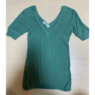 ロンハーマン(Ron Herman)の⭐️再お値下げ⭐️RHCロンハーマン リブTシャツ(Tシャツ(半袖/袖なし))