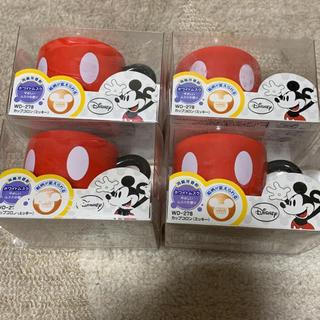 ディズニー(Disney)の車内アクセサリー 芳香剤 4ケセット(車内アクセサリ)