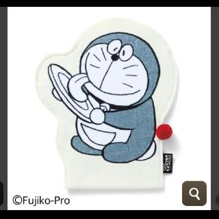 フェリシモ(FELISSIMO)のドラえもん ぽんぽんしっぽがかわいいペットボトルタオルの会 新品未開封(キャラクターグッズ)