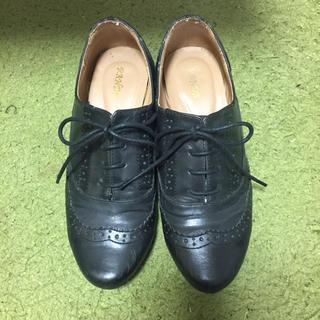 ランダ(RANDA)のオックスフォード(ローファー/革靴)