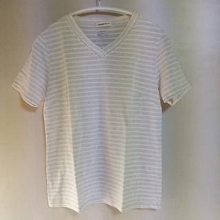 ノンブルアンベール(nombre impair)のノンブル アンべール ボーダーTシャツ(Tシャツ(半袖/袖なし))