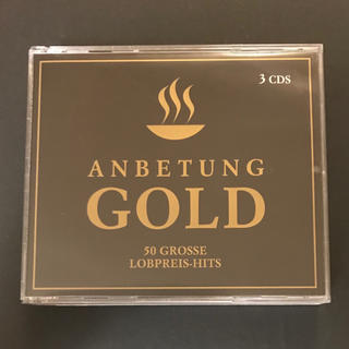 Anbetung Gold -3CDs(宗教音楽)