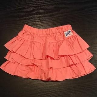 マーキーズ(MARKEY'S)のマーキーズ フリルキュロット スカート 80cm(スカート)