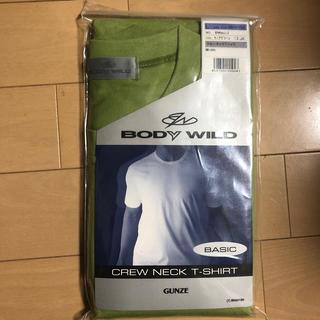 グンゼ(GUNZE)のグンゼ ボディーワイルドBODY WILD クルーネックTシャツ(Tシャツ/カットソー(半袖/袖なし))