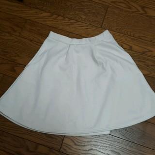 ローリーズファーム(LOWRYS FARM)のポケット付き裏地起毛スカート(ミニスカート)
