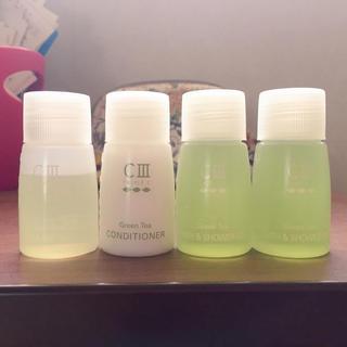 MUJI (無印良品) - ペリカン石鹸 ♡ トリプルシー ♡ 4個セット