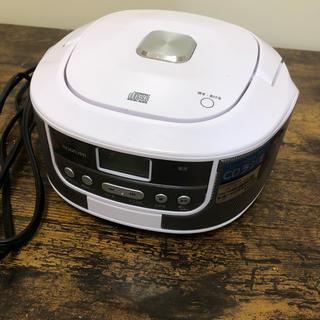 コイズミ(KOIZUMI)の[あんむ様専用]cdラジオ cdプレイヤー(ポータブルプレーヤー)