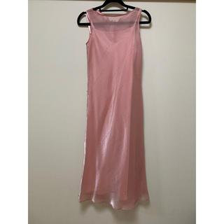 ドレス 結婚式 サイズ7号(ミディアムドレス)