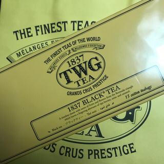 アフタヌーンティー(AfternoonTea)のTWG紅茶(茶)