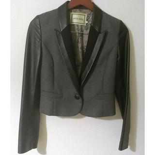 アウラアイラ(AULA AILA)のAULA AULAのジャケット(ノーカラージャケット)