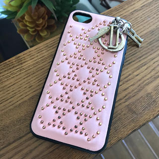 クリスチャンディオール(Christian Dior)のクリスチャンディオール Dior iphone7ケース カバー(iPhoneケース)