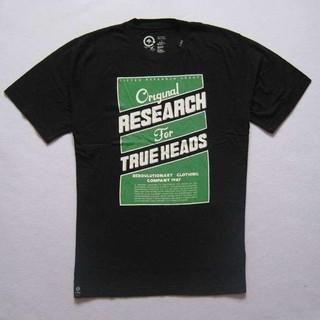 エルアールジー(LRG)の新品サイズXL  LRG T シャツ黒(Tシャツ/カットソー(半袖/袖なし))