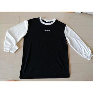 シマムラ(しまむら)のレディース 長袖Tシャツ(Tシャツ(長袖/七分))