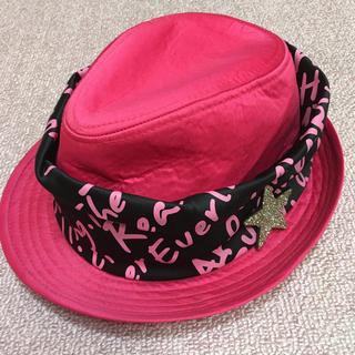 イングファースト(INGNI First)のハット 帽子 イングファースト INGNIFIRST 美品(帽子)