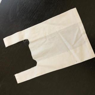 マルタンマルジェラ(Maison Martin Margiela)のマルタンマルジェラ  ショッパー ショップ袋 ホワイト(ショップ袋)