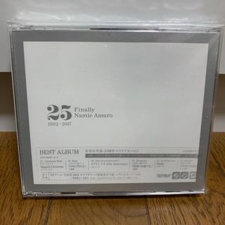 Finally(DVD付)安室奈美恵(ポップス/ロック(邦楽))