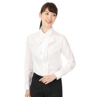 アオヤマ(青山)の3way スーツシャツ(ホワイト)(シャツ/ブラウス(長袖/七分))