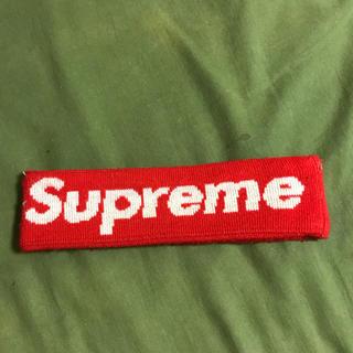 Supreme - supreme ヘアバンド