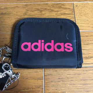 アディダス(adidas)のお買い得処分値下げ 新品未使用 アディダス財布(折り財布)
